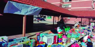 Fundación Esfera organiza un Mercadillo Solidario el próximo domingo 16